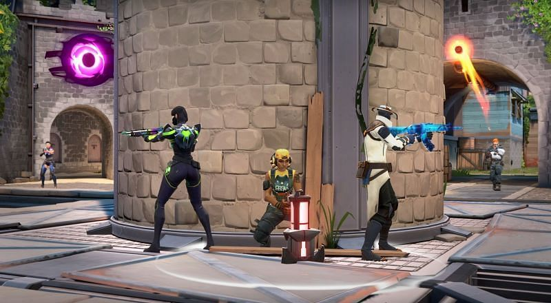 5 best Valorant agents in Breeze (Image via Riot Games)