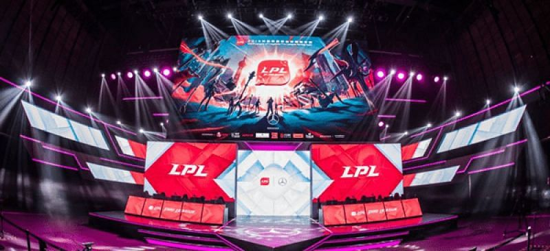 A total of 38 League of Legends professionals from LPL and LDL received a suspension for match-fixing (Image via LPL)