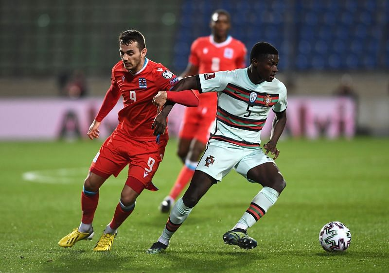 Luxembourg v Portugal - FIFA World Cup 2022 Qatar Qualifier