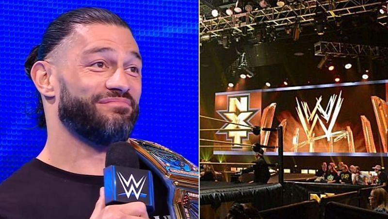 Reigns/NXT