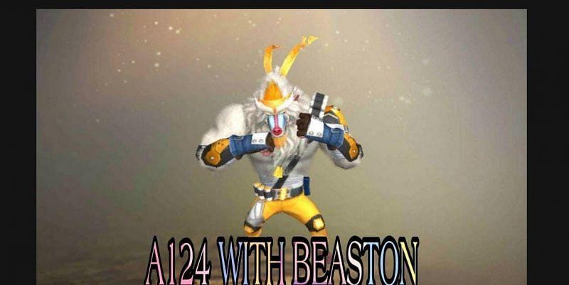 A124 के साथी Beaston