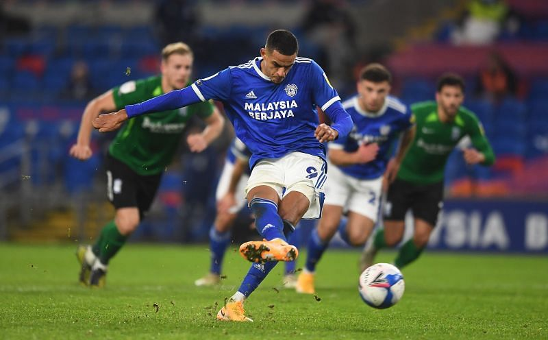 Birmingham City take on Cardiff City at the St. Andrew
