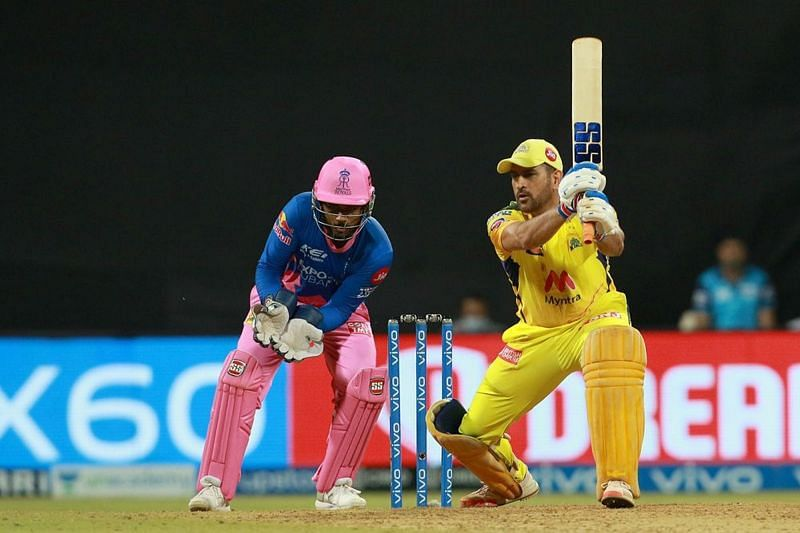 MS Dhoni is aware of the pitfalls of taking time to settle at the death
