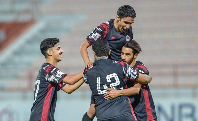 Al-Rayyan finished third in Qatar Stars League 2020-21.
