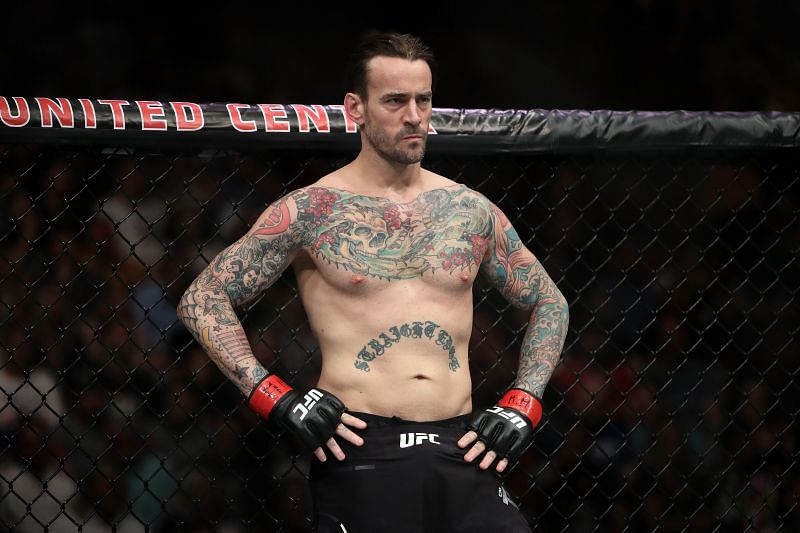 Former WWE champion CM Punk made his MMA debut in the UFC in 2016 to much fanfare.