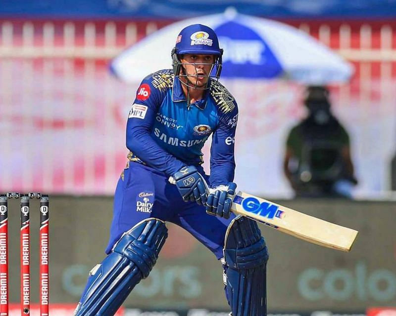 Quinton de Kock was another successful trade by the Mumbai Indians
