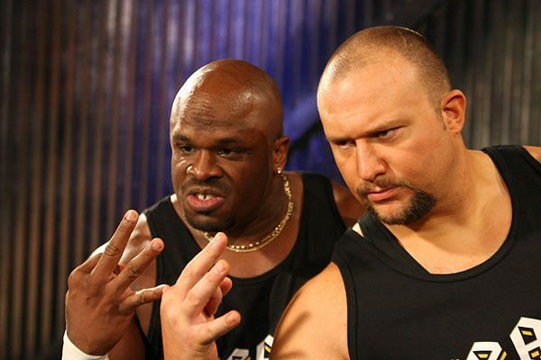 D-Von and Bully Ray