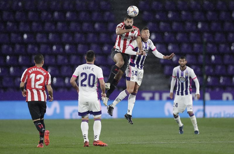Real Valladolid take on Athletic Bilbao this week