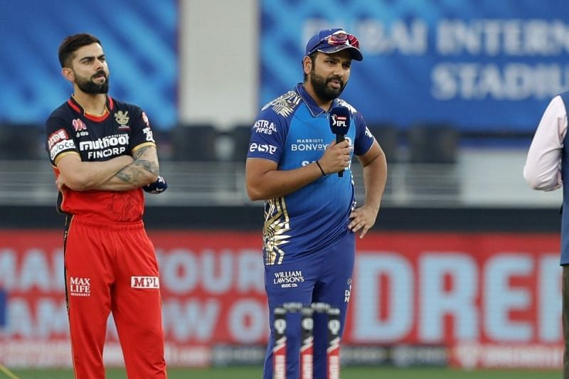 RCB and MI will play the first match of IPL 2021.on Friday in Chennai.