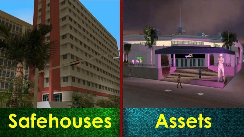 GTA Vice City introduced the concept of bailing out of moving vehicles to the GTA series (Image via Naizurus, YouTube)