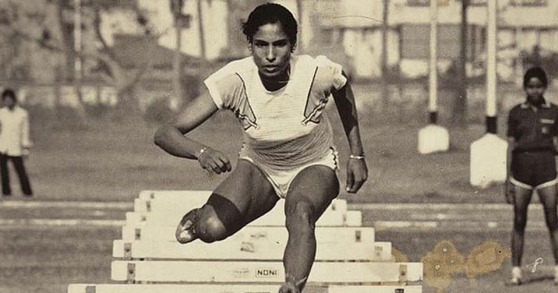 PT Usha became the first Indian woman athlete to advance to the final of an Olympic event. (Source: PT Usha/Facebook)