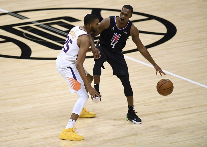 Rajon Rondo has led the LA Clippers second unit recently