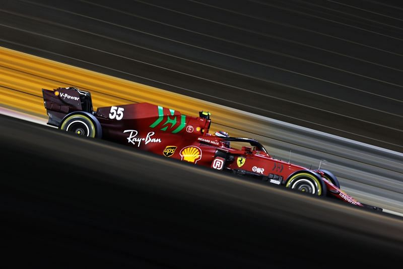 Both Ferraris finished in the points in Bahrain. Photo: Lars Baron/Getty Images.
