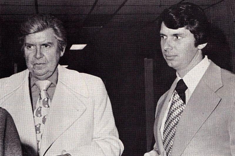 Vince McMahon Sr. and Jr.