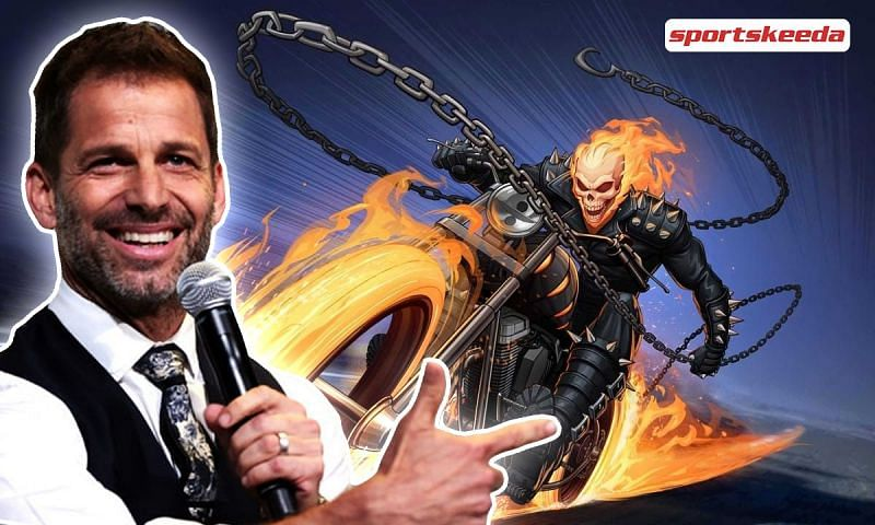 "Fans clash online as Marvel reportedly eyes Zack Snyder for ""Ghost Rider""  reboot"