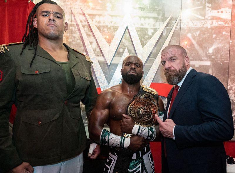 डाबा काटो ने की WWE WrestleMania में वापसी