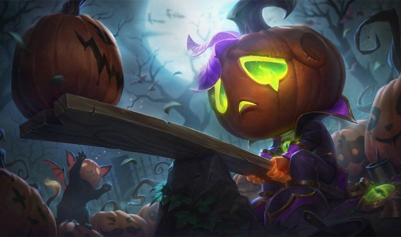 Significant jungle meta shifts are coming in League of Legends patch 11.9 (Image via Riot Games)