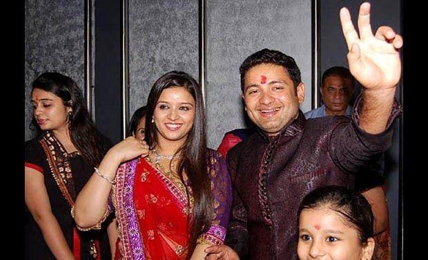 Piyush Chawla wedding photos