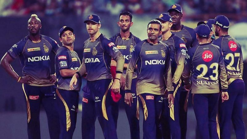 Kolkata Knight Riders have slipped from once being steady title contenders.