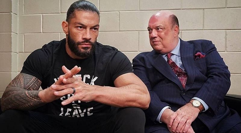 Paul Heyman serves as the Special Counsel to Roman Reigns