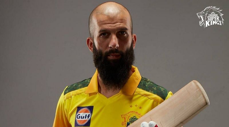Moeen Ali is one of CSK