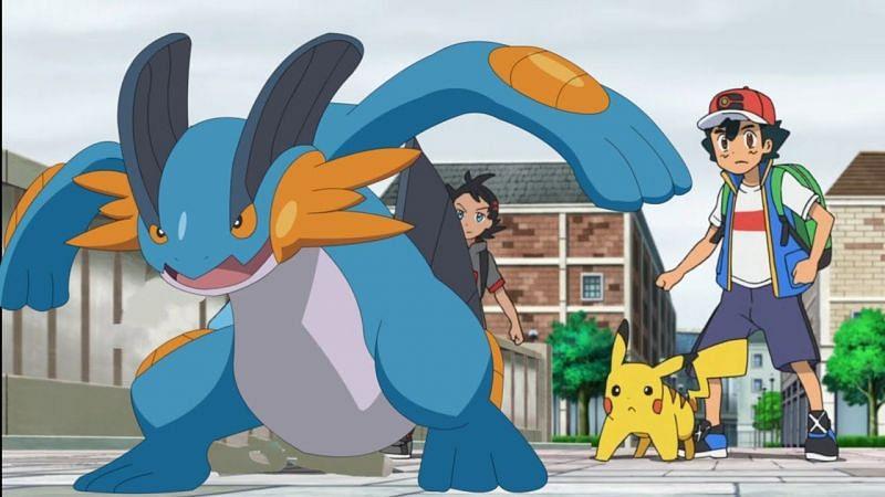 Swampert (Image via The Pokemon Company)