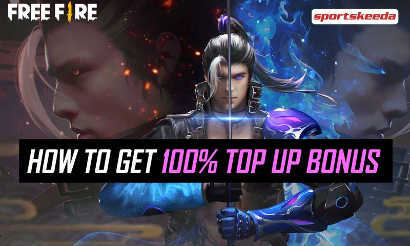 How to get a 100% top up bonus (Image via Sportskeeda)