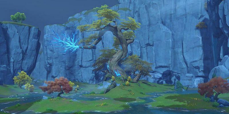 Dragon-Queller Tree (Image via Fandom Wiki)