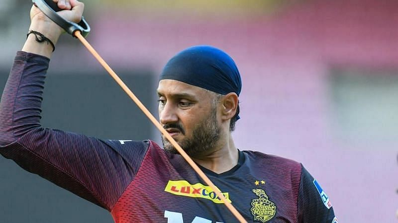 Harbhajan Singh is yet to bag a wicket after being roped in by KKR