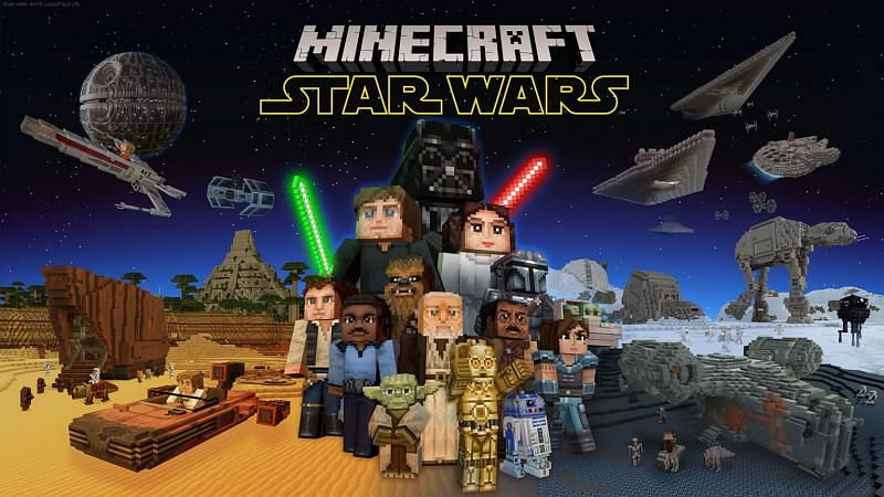 The Star Wars classic skin pack (Image via Starwars.com)