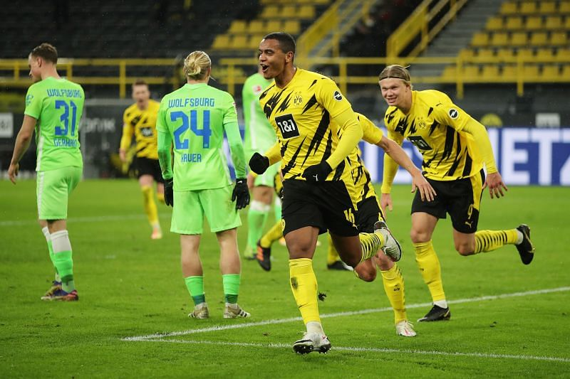 Borussia Dortmund came away 2-0 winners in the reverse fixture