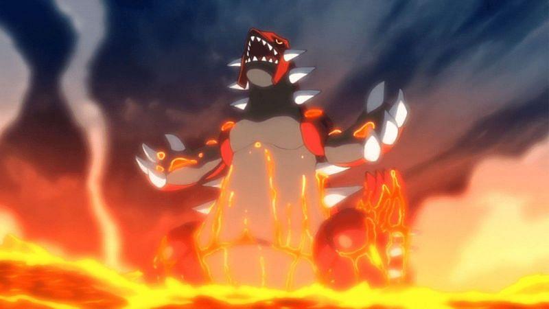 Groudon (Image via The Pokemon Company)