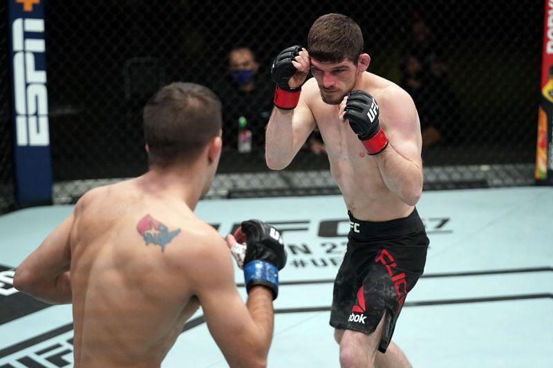 UFC Fight Night Flick v Durden