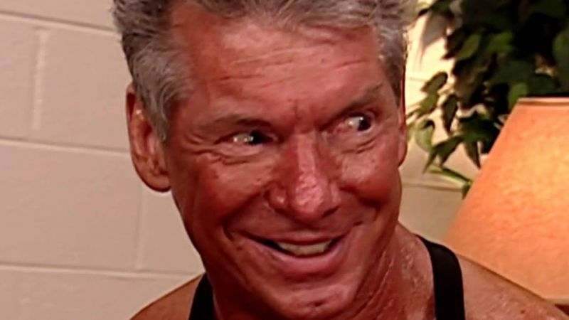 Vince McMahon is known for having a competitive spirit (Credit: WWE)