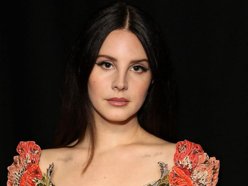 American music artist Lana Del Rey recently announced her upcoming album called Blue Banisters (Image via Getty Images)