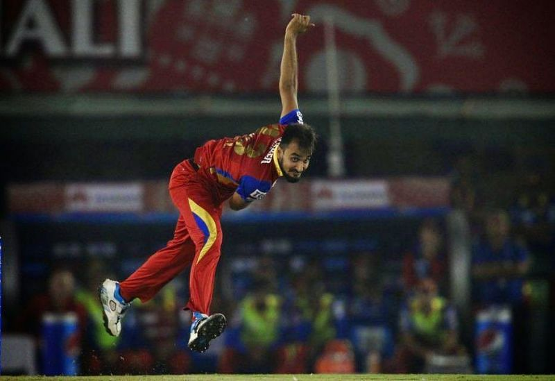 Harshal Patel in his first RCB stint.