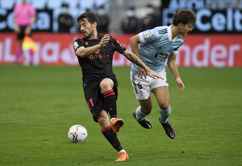 Celta Vigo take on Real Sociedad this week