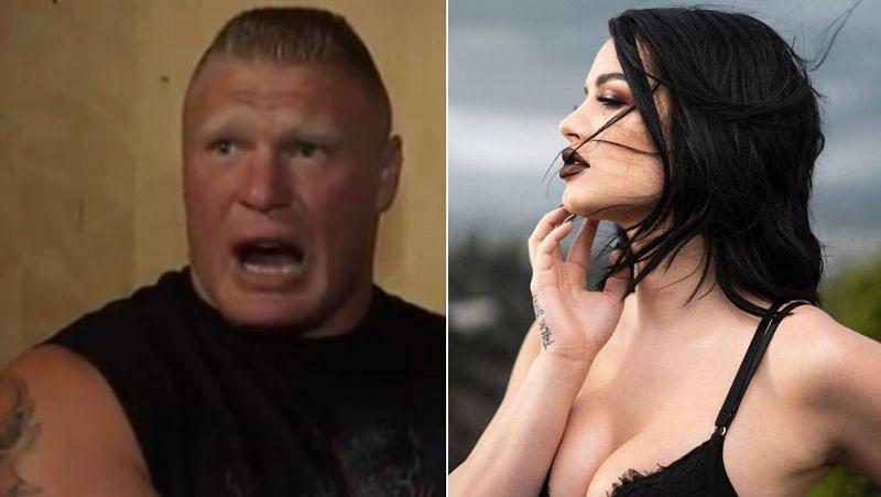 Lesnar/Paige