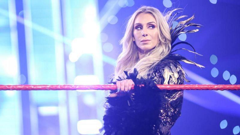 Charlotte Flair made her return to Monday Night RAW