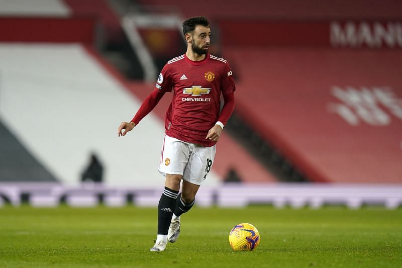 David de Gea poked fun at his Manchester United teammate Bruno Fernandes on social media