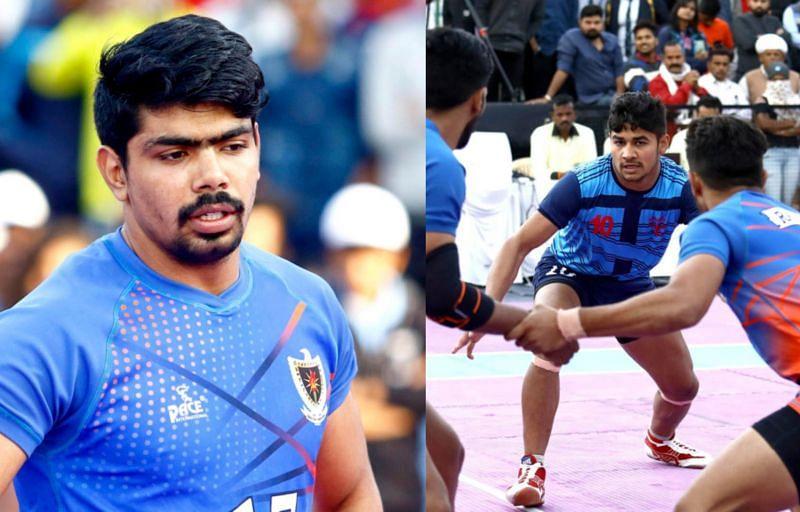68th Senior National Kabaddi Championship 2021, Final (इंडियन रेलवे vs सेना)