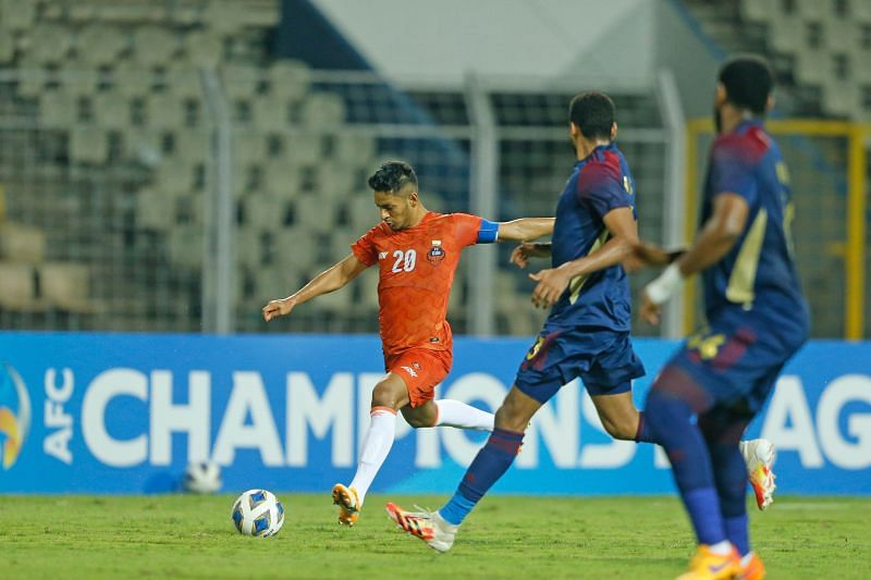 FC Goa finish third in Group E of the Asian Champions League 2021. (Image: AFC)