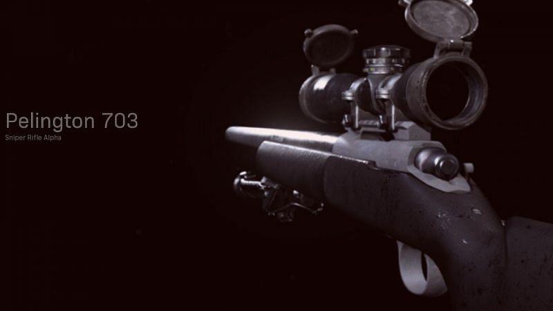 Pelington 703 in Black Ops Cold War Season 3