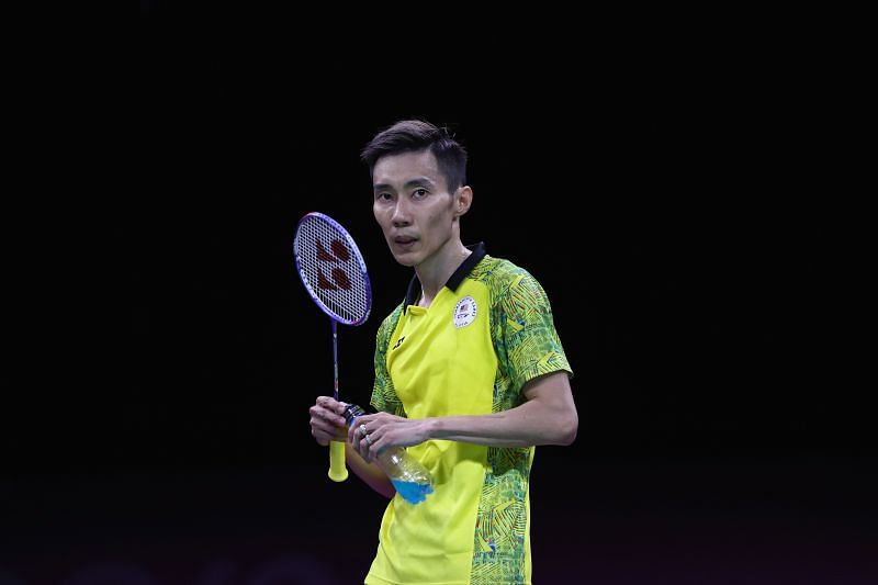 Lee Chong Wei is a three-time silver medallist at the Olympics
