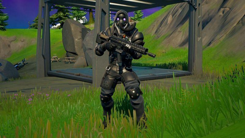 IO guards previously in Fortnite (Image via Epic Games)