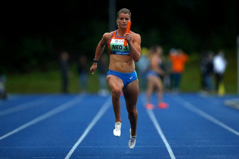 Daphne Schippers will lead the Netherlands
