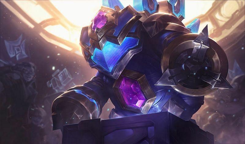 Riot outlines Rammus mini-rework changes for League of Legends patch 11.8 (Image via Riot Games)