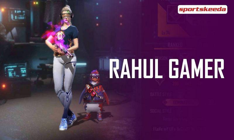 Rahul Gamer