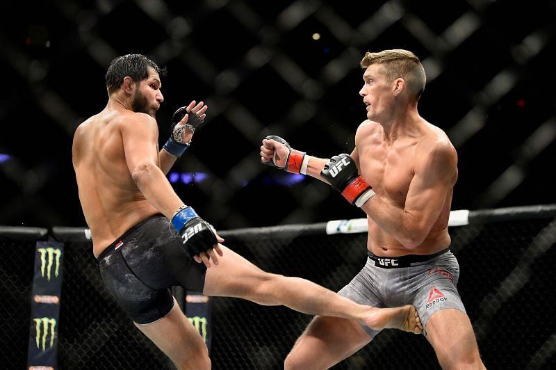 Jorge Masvidal vs Stephen Thompson at UFC 217