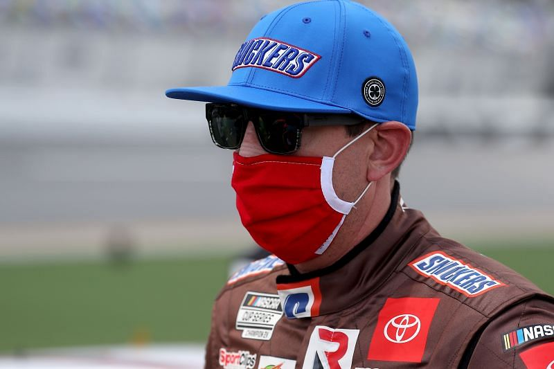 NASCAR Cup Series Go Bowling 235. Photo: Chris Graythen/Getty Images.